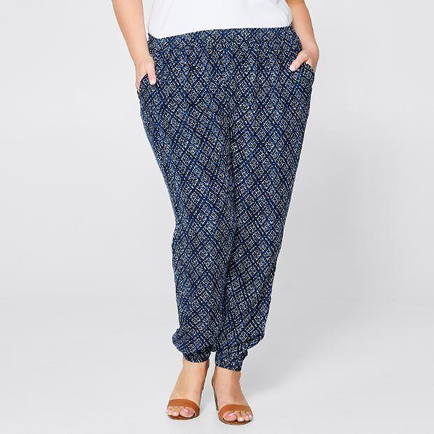 These loose jogger pants were unpopular. Source: Target Australia