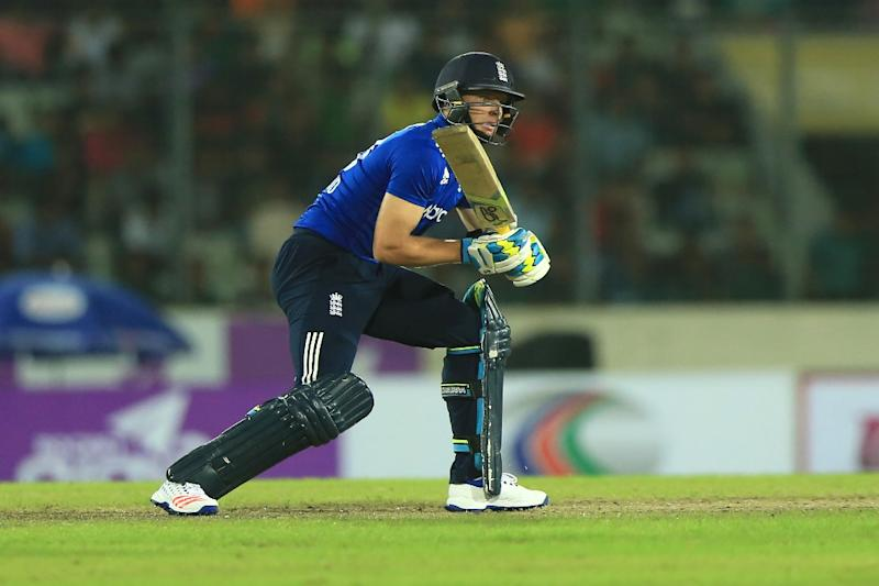 England cricketer Jos Buttler is expected to play his first Test for a year in the third Test against Indian, in place of the struggling Ben Duckett (AFP Photo/STRINGER)