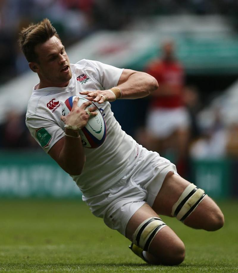 England picks inexperienced back row for Wales game