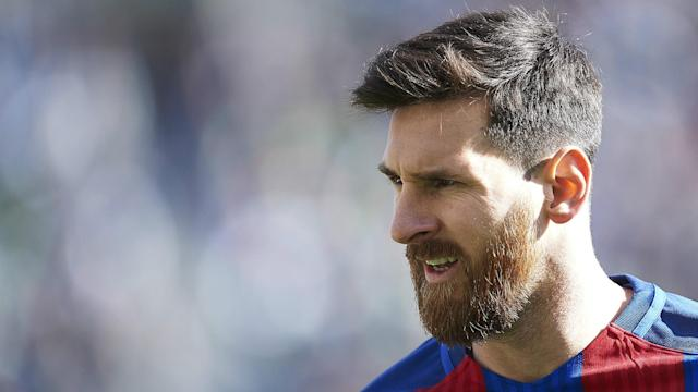 The Catalans have said the Argentine will be staying at Camp Nou, but conversations over his renewal are yet to commence