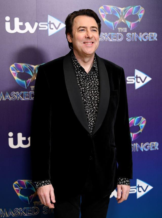The Masked Singer Press Launch – London