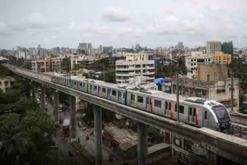 Mumbai Metro to Operate at a Third of Pre-Covid Passenger Capacity, Services Halved