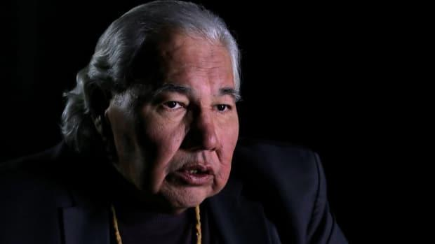 Former senator Murray Sinclair was chair of the Indian Residential Schools Truth and Reconciliation Commission from 2009 to 2015. (Tyson Koschik/CBC - image credit)