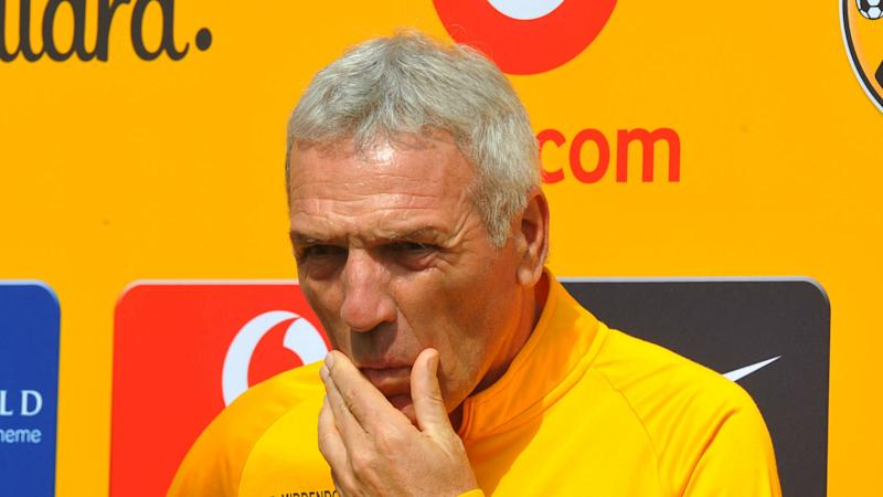 Middendorp bemoans difficult pitch and luck as Nedbank Cup eludes Kaizer Chiefs yet again