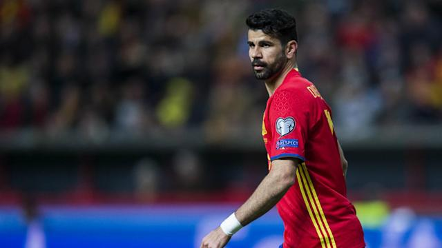 The Atletico Madrid striker has offered his support to his Chelsea countryman, who has not been selected in the latest Spain squad