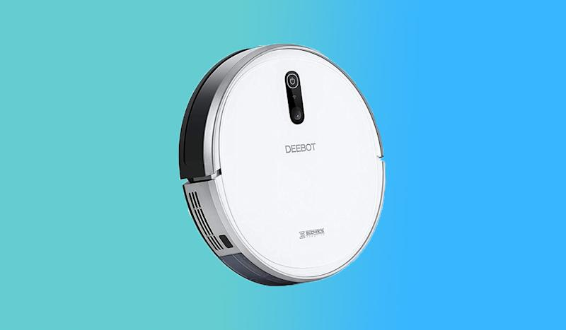 This robovac covers every inch of your home. (Photo: Walmart)