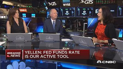 CNBC's Steve Liesman reports on the highlights from the Fed's news conference. Mark Zandi, Moody's Analytics chief economist; CNBC Contributor Peter Boockvar; Susan Ochs, New American Foundation senior fellow discuss whether the Fed will hike rates at ...