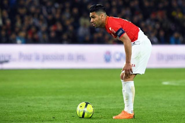 Monaco's Colombian forward Radamel Falcao has been fined for tax evasion in Spain