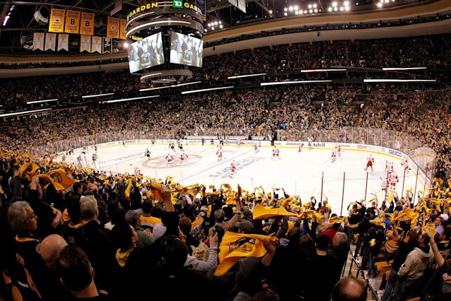 The Bruins are the fifth-most valuable franchise in the NHL, according to Forbes annual valuations of the league's teams.