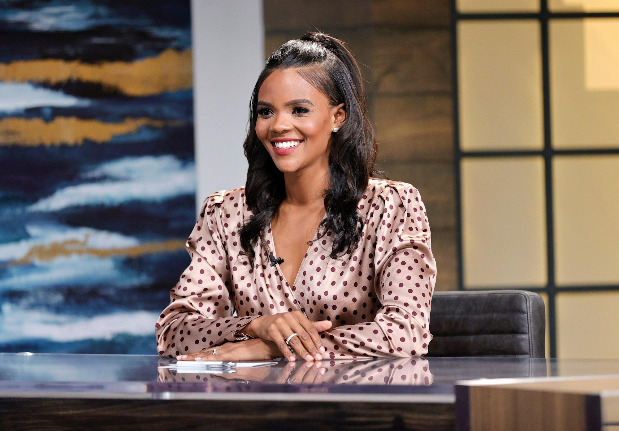 Yes, Candace Owens is a hypocrite for supporting 'medical choice' — but that's not really the point