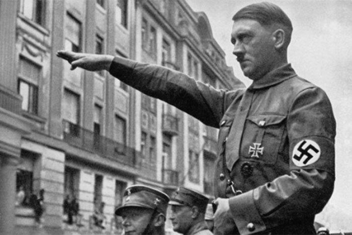 It's well known that Adolf Hitler's soldiers hoarded gold and other valuables. Image: Getty
