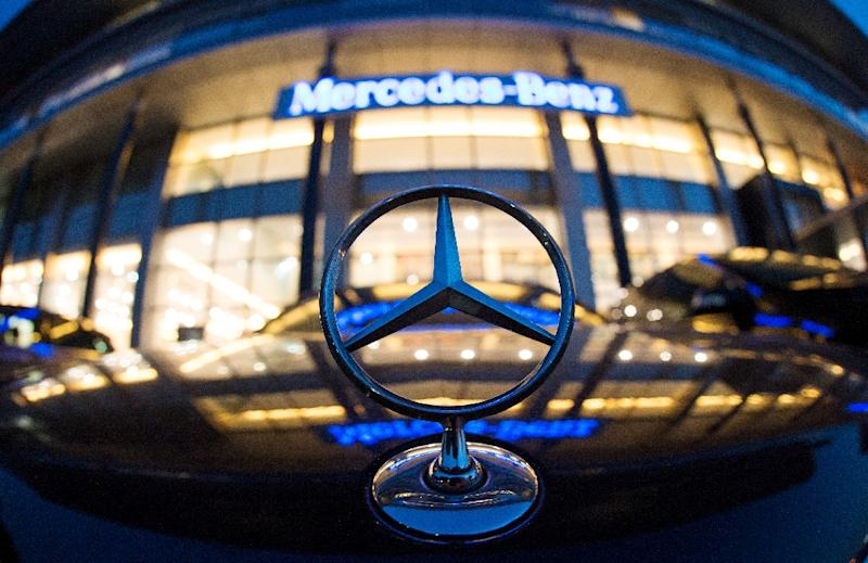 China has become one of Mercedes Benz owner Daimler's biggest markets