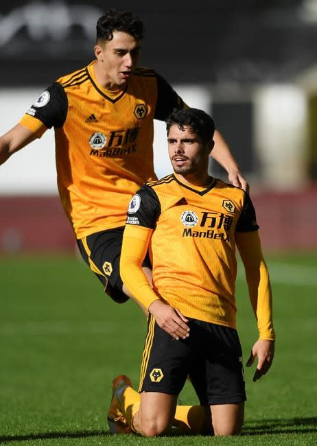 Neto scores for Wolves as Fulham loses 4th straight EPL game