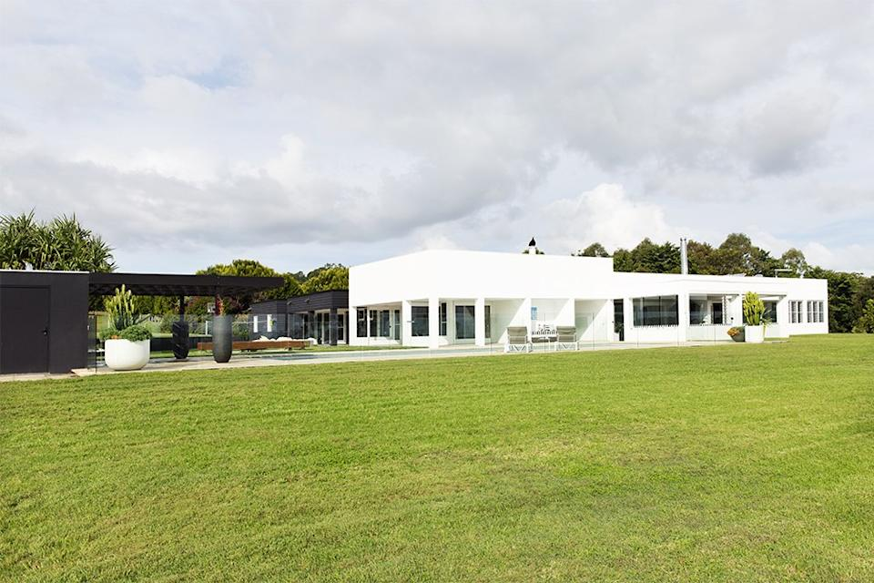 The contemporary Amileka is 'Love Island Australia's' luxury accommodation this year