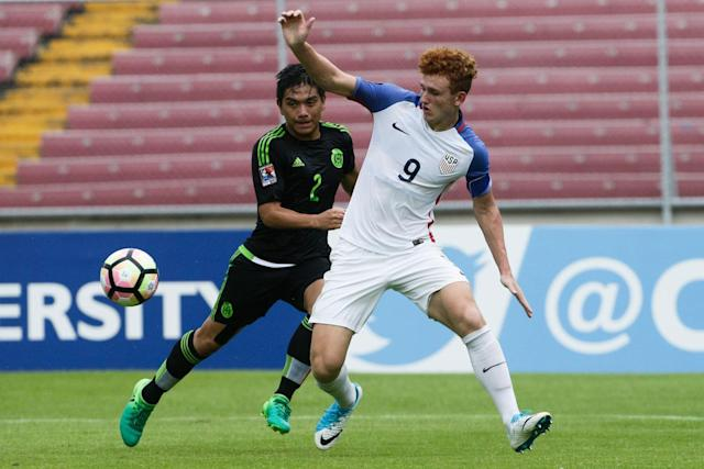 Sargent enjoyed a breakout performance at the U-17 CONCACAF Championship. (AP Photo)