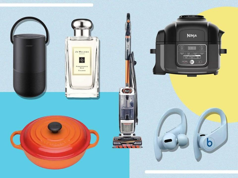 We expect huge discounts on tech, home appliances, fashion, beauty and kids' toys  (The Independent)