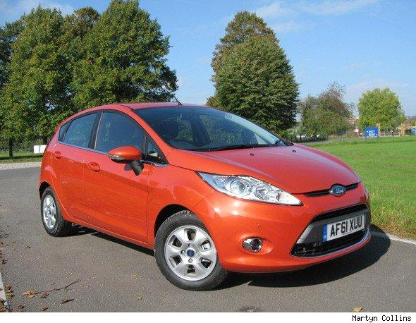 Ford Fiesta ECOnetic