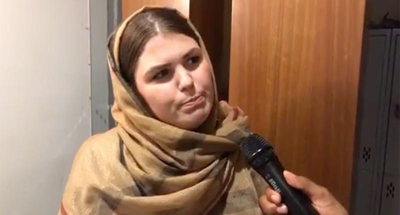 Belle Gibson speaks about being welcomed into Melbourne's Ethiopian community.