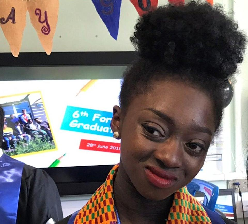 <p>Priscilla was last seen on Thursday morning in the Queen's Park area</p> (Brent police)
