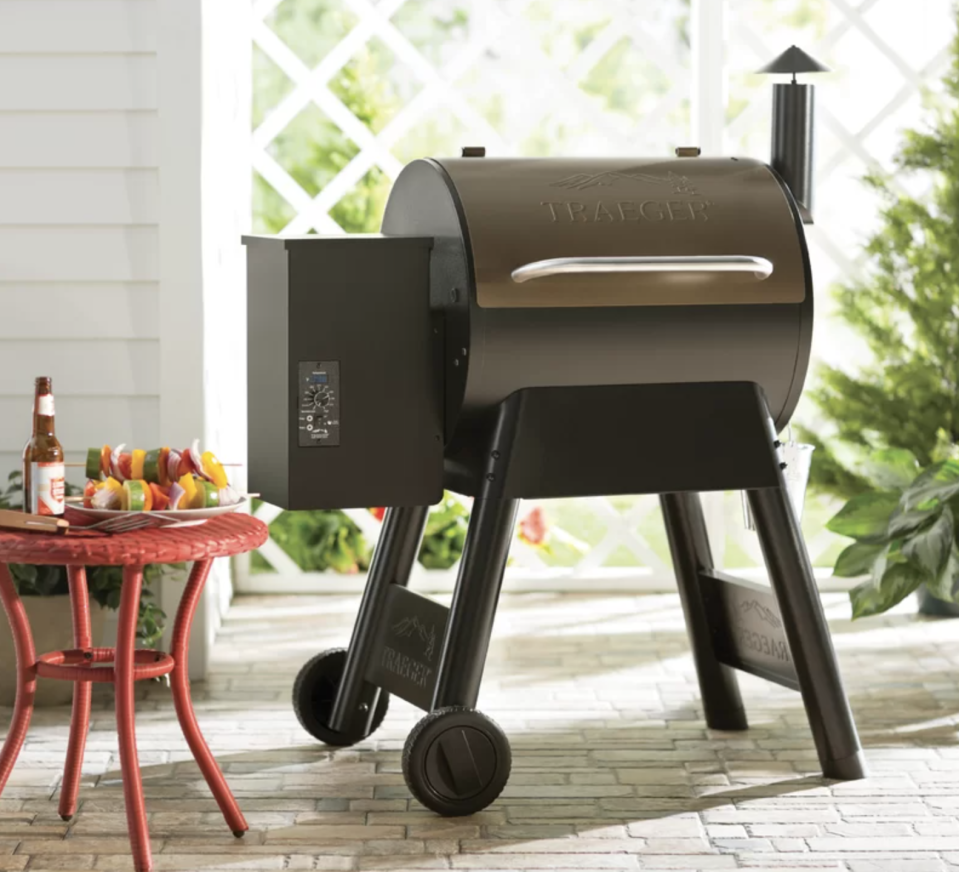 Steaks, chicken and delectable sides await. (Photo: Wayfair)
