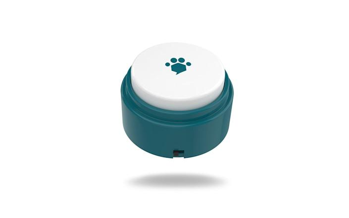 """<p><strong>FluentPet</strong></p><p>fluent.pet</p><p><strong>$12.95</strong></p><p><a href=""""https://fluent.pet/collections/buttons"""" rel=""""nofollow noopener"""" target=""""_blank"""" data-ylk=""""slk:Shop Now"""" class=""""link rapid-noclick-resp"""">Shop Now</a></p><p>We're sure everyone wishes they could talk to their dog and have them talk back. With these viral buttons, you can teach your dog to do just that! FluentPet Dog Buttons will have your pooch talking in no time.</p>"""