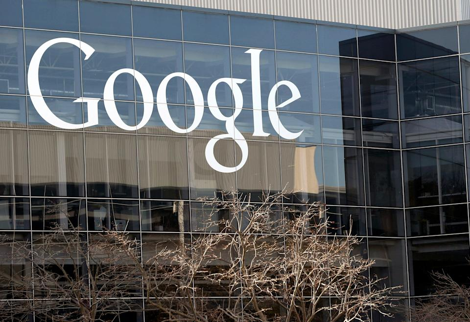 <p>Google</p> (Copyright 2016 The Associated Press. All rights reserved.)