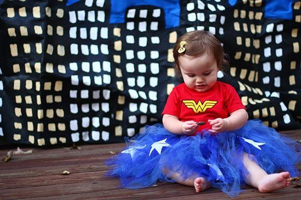 "<p>It's so simple to create this incredibly cute and easy Wonder Woman costume from a red one-piece romper and some blue tulle. This costume is easily adaptable for older girls too. </p><p><strong>Get the tutorial at <a href=""https://www.themomcreative.com/2012/10/baby-wonder-woman-tutu-costume-tutorial.html"" target=""_blank"">The Mom Creative</a>.</strong></p><p><a class=""body-btn-link"" href=""https://www.amazon.com/Expo-Shiny-Tulle-Spool-25-Yard/dp/B007RDZSA0/ref=sr_1_5?tag=syn-yahoo-20&ascsubtag=%5Bartid%7C10050.g.28411859%5Bsrc%7Cyahoo-us"" target=""_blank"">SHOP BLUE TULLE</a></p>"