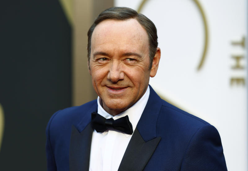 Kevin Spacey has been accused by multiple people of sexual misconduct. (Lucas Jackson/Reuters)