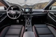 <p>What hasn't been changed is the engine. The front-wheel-drive-only GT N Line uses the same 201-hp turbocharged 1.6-liter inline-four as last year's Sport. </p>