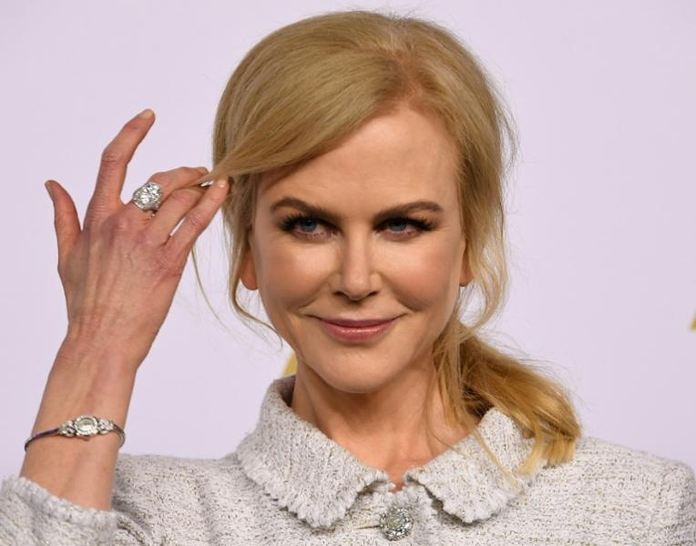 Nicole Kidman appears in 'The Beguiled', featuring in the main competition at the Cannes film festival