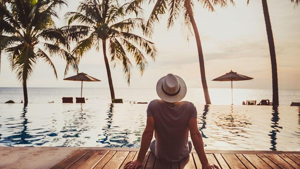 Commitment-phobe? The Capital One Venture Rewards credit card lets you earn points based on where you want to go, not where you want to stay.