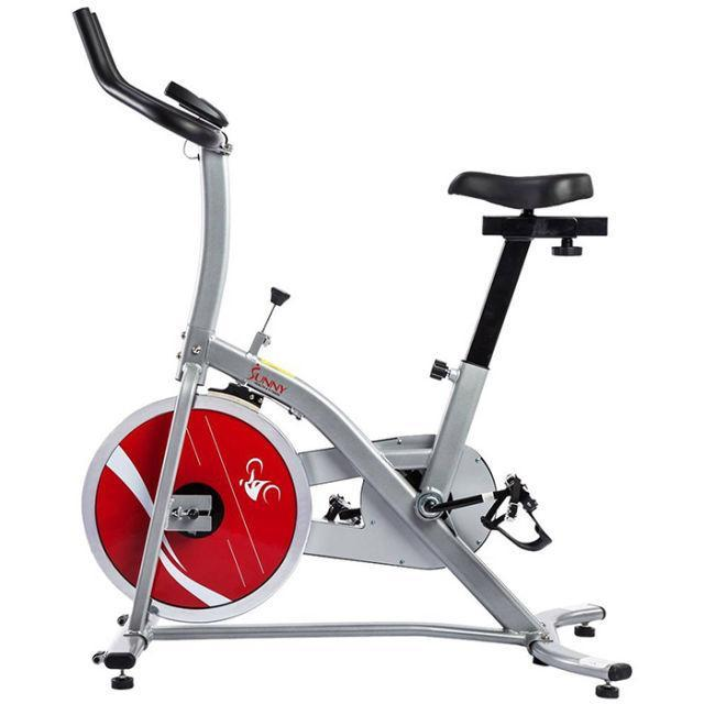 """<p>Anyone who wishes they could hit up a cycling class right in the comfort of their own home will love this highly-rated (and crazy inexpensive!) exercise bike. ($131.99; <a href=""""https://www.walmart.com/ip/Sunny-Health-and-Fitness-SF-B1203-Indoor-Cycling-Bike/21898525"""" rel=""""nofollow noopener"""" target=""""_blank"""" data-ylk=""""slk:walmart.com"""" class=""""link rapid-noclick-resp"""">walmart.com</a>)</p><p><strong><a href=""""https://www.walmart.com/ip/Sunny-Health-and-Fitness-SF-B1203-Indoor-Cycling-Bike/21898525"""" rel=""""nofollow noopener"""" target=""""_blank"""" data-ylk=""""slk:BUY NOW"""" class=""""link rapid-noclick-resp"""">BUY NOW</a></strong><br></p><p><strong>RELATED: <a href=""""http://www.redbookmag.com/body/health-fitness/advice/a16544/benefits-of-spinning/"""" rel=""""nofollow noopener"""" target=""""_blank"""" data-ylk=""""slk:Why Spinning Might Not Be Worth It After All"""" class=""""link rapid-noclick-resp"""">Why Spinning Might Not Be Worth It After All</a></strong><br></p>"""