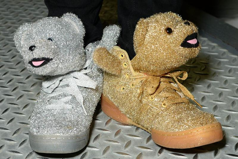 newest 6af69 0ac9f Jeremy Scott Recalls How His Teddy Bear Sneakers Challenged Adidas