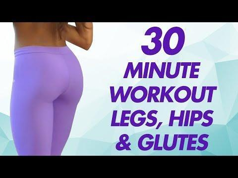 """<p>Sculpt your lower body with PT Alberta and this strengthening no-kit leg workout. </p><ul><li><strong>How long? </strong>30 minutes</li><li><strong>Equipment: </strong>None</li></ul><p><a href=""""https://www.youtube.com/watch?v=ogs5GlQGavs"""" rel=""""nofollow noopener"""" target=""""_blank"""" data-ylk=""""slk:See the original post on Youtube"""" class=""""link rapid-noclick-resp"""">See the original post on Youtube</a></p>"""