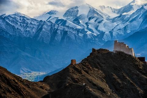 Ladakh is a good bet for a digital detox - Credit: GETTY