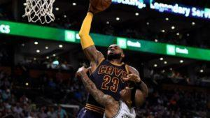 LeBron James Doesn't Think the Cavs 'Played That Great' After Dominating the Celtics