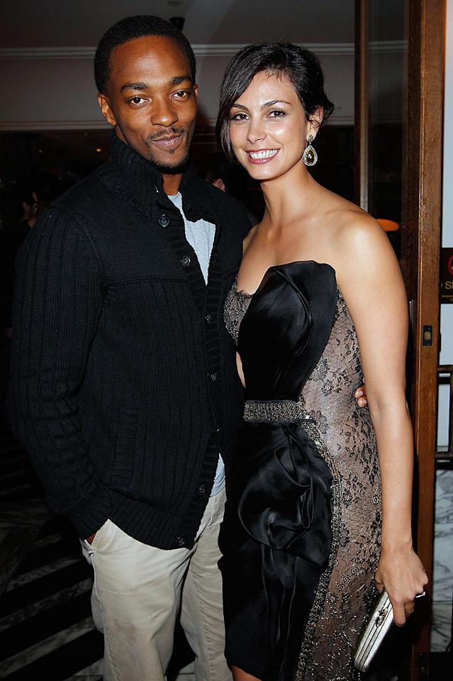 Anthony Mackie, Morena Baccarin