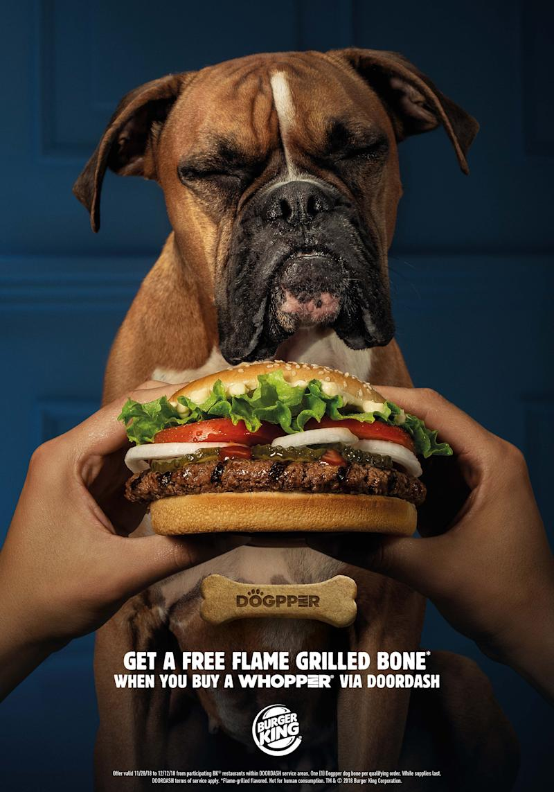 BURGER KING® Introduces the First Dog Bone Featuring Its Iconic Flame-Grilled Taste