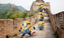 UPDATE: International Box Office: 'Despicable Me 2′ Has $14.4M Weekend In China; 'Frozen', 'Smaug' Hit Milestones; 'Book Thief' Steals Spain; Scorsese Scores In Denmark; More