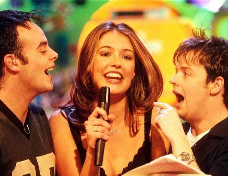 Ant Dec and Cat Deeley on SMTV Live (Photo: ITV)