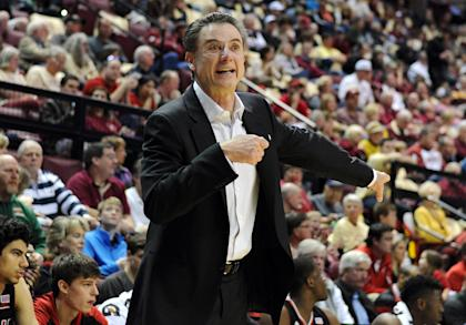 Does Rick Pitino have enough firepower at Louisville to make a postseason run? (USAT)