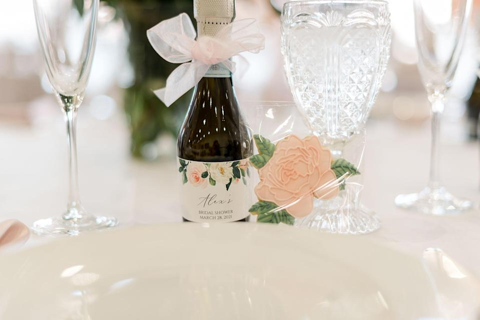 """<p>The clock is ticking away toward <a href=""""https://www.thepioneerwoman.com/ree-drummond-life/a34825968/alex-drummond-wedding-date-venue-news/"""" rel=""""nofollow noopener"""" target=""""_blank"""" data-ylk=""""slk:Alex and Mauricio's wedding"""" class=""""link rapid-noclick-resp"""">Alex and Mauricio's wedding</a>; it will be here in less than a month! And okay...I know the day isn't about me, but here's <a href=""""https://www.thepioneerwoman.com/ree-drummond-life/g35380243/three-months-till-the-wedding/"""" rel=""""nofollow noopener"""" target=""""_blank"""" data-ylk=""""slk:my wedding update"""" class=""""link rapid-noclick-resp"""">my wedding update</a> anyway: I have narrowed my dress decision down to two choices, I'm exercising like a woman with a mission, I decided to wear my hair half up, half down (but I will probably change my mind four times on that front), and maybe I'm in denial, but I can really only describe my current wedding state as...excited! I'm not really worried about anything, except my dress choices zipping—and, if they do zip, whether I'll be able to breathe if they do. But even then, I ain't that worried. That's why they invented duct tape, right?</p><p>Oh, and I guess I could be a little worried about Oklahoma weather since the wedding is outdoors. <br></p><p>And maybe I could be a little concerned about the <a href=""""https://www.thepioneerwoman.com/home-lifestyle/pets/g32732863/ree-drummond-dogs-facts-photos/"""" rel=""""nofollow noopener"""" target=""""_blank"""" data-ylk=""""slk:Drummond dogs"""" class=""""link rapid-noclick-resp"""">Drummond dogs</a> and how to keep them from finding the reception food before it makes its way out to guests? They're good, man. They have sniffers. </p><p>But honestly, not really worried! We're all having fun, and Alex had her bridal shower last weekend. It was hosted by Ladd's brother Tim's wife, Missy, her daughter, Halle, as well as my BFF Hyacinth and her daughter (and Alex's BFF) Meg, and our longtime family friend, Haley...who used to babysit my kids and who happens to work for m"""