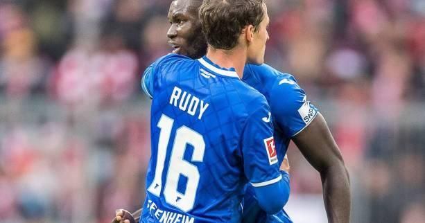Foot - ALL - Bundesliga : Hoffenheim s'impose face à l'Union Berlin, Augsburg facile face à Düsseldorf