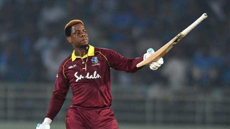 Shimron Hetmyer is the next big thing in West Indies Cricket