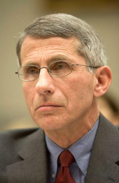 PHOTO: Anthony S. Fauci, director of National Institute of Allergy and Infectious Disease for National Institutes for Health, listens to questions during a hearing of the House International Relations Committee on Capitol Hill, Dec. 7, 2005 in Washington. (Brendan Smialowski/Bloomberg via Getty Images, FILE)