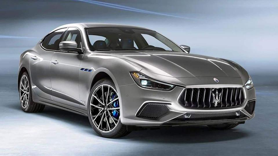 Maserati launches 2021 Ghibli in India at Rs. 1.15 crore