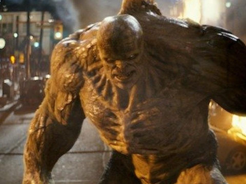 """Tim Roth starred as Emil Blonsky/the Abomination in """"The Incredible Hulk."""""""