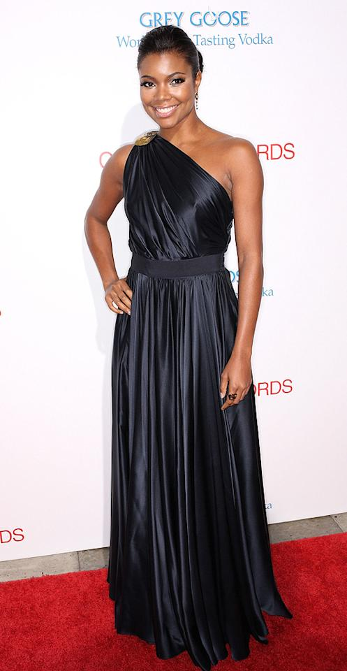 "<a href=""http://movies.yahoo.com/movie/contributor/1800018551"">Gabrielle Union</a> at the Los Angeles premiere of <a href=""http://movies.yahoo.com/movie/1810003875/info"">Cadillac Records</a> - 11/24/2008"