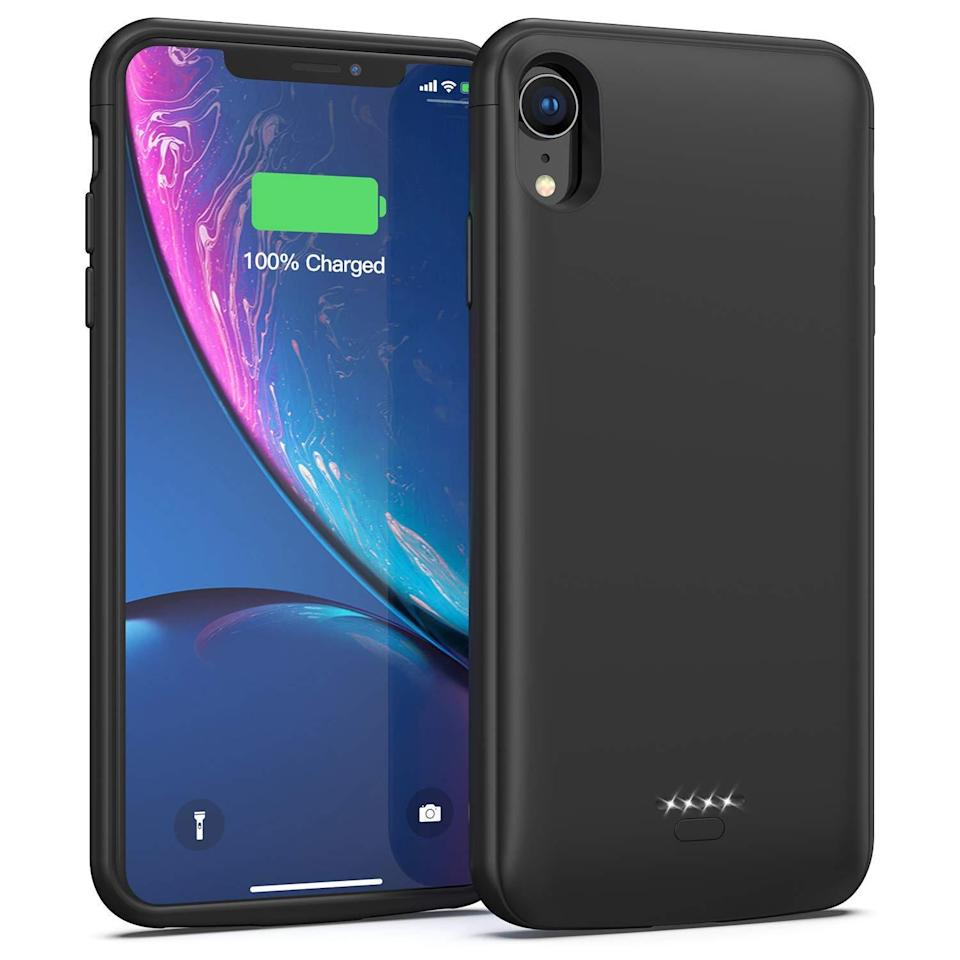 Lonlif Battery Case for iPhone XR. (Photo: Amazon)