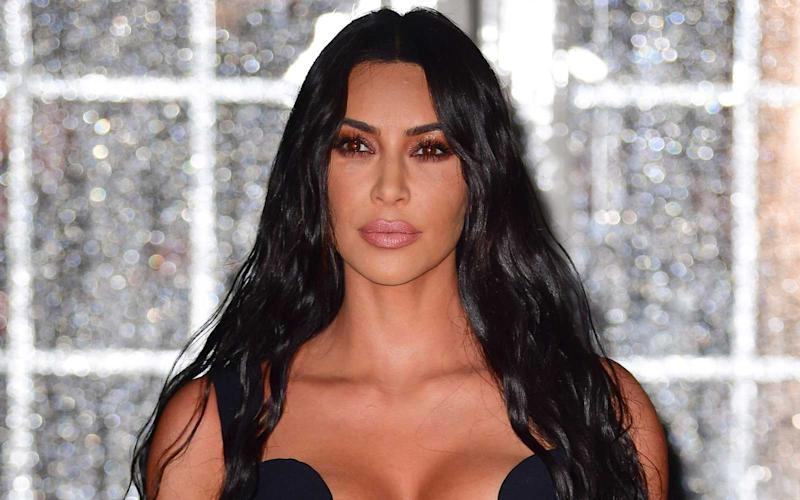 0a9224175c Kim Kardashian Looks Completely Unbothered by the -15 Degree Weather in  Canada